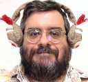 [Don't hate me for my sock monkey headphones.]